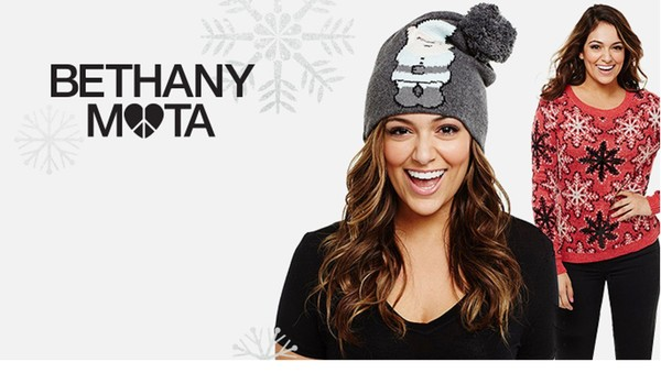 New Bethany Mota collection on QVC is perfect for teens and grownups too