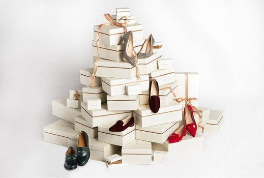 M Gemi Italian luxury footwear brand offers luxury shoes every month throughout the year