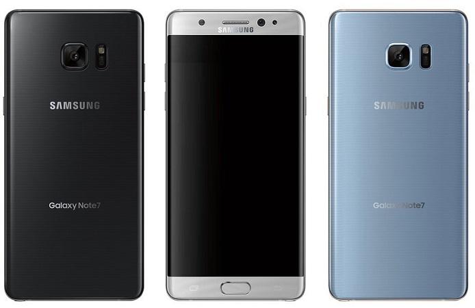Note 7 turnaround in swift Samsung style