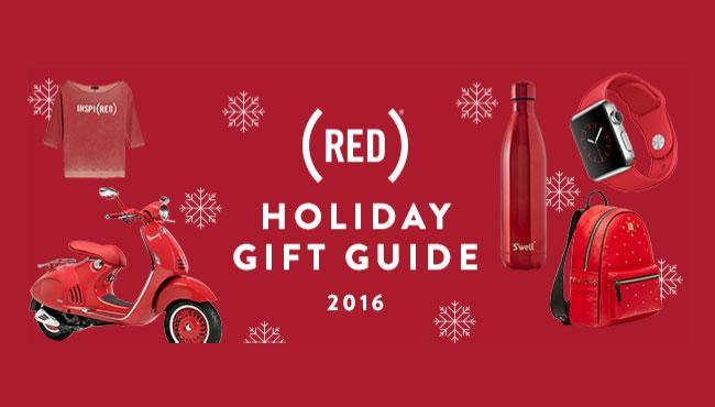 Shop RED help fight against AIDS