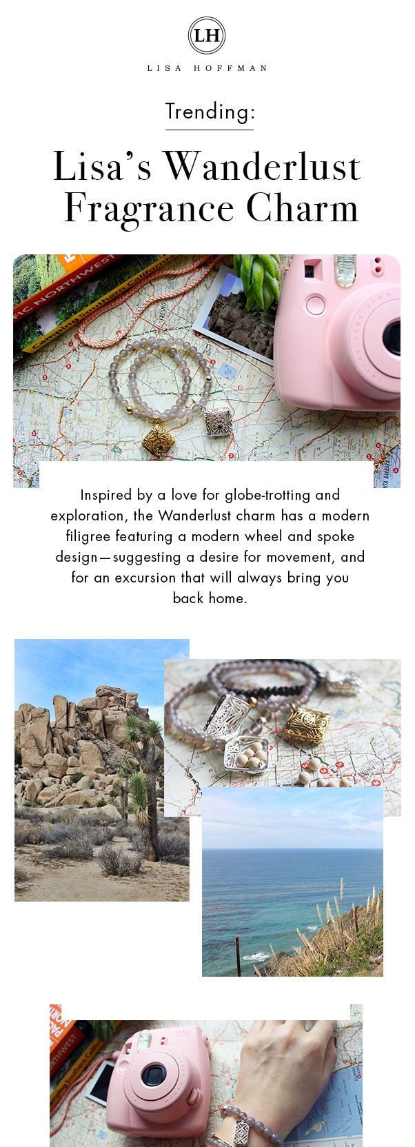 Lisa Hoffman Jewelry have a Special Treasure Inside