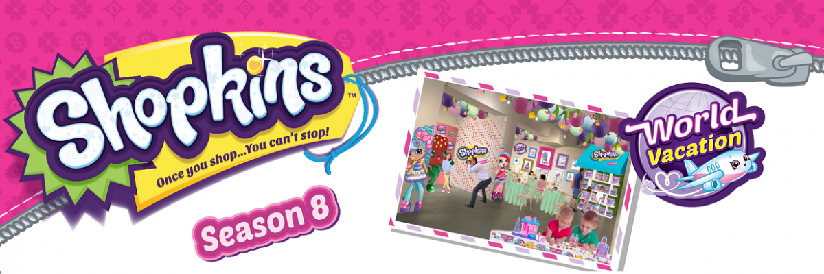 First Shopkins Pop-Up Cafe Reservations Booked Up in One Minute