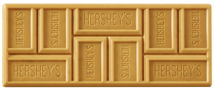 The Hershey Company Launched a Winning Gold Bar